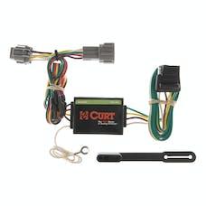 CURT 55362 Custom Wiring Harness (4-Way Flat Output)