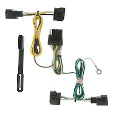 CURT 55363 Custom Wiring Harness (4-Way Flat Output)