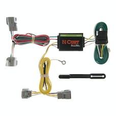 CURT 55364 Custom Wiring Harness (4-Way Flat Output)