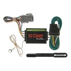 CURT 55365 Custom Wiring Connector (4-Way Flat Output)