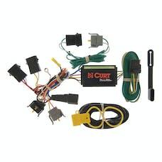 CURT 55366 Custom Wiring Harness (4-Way Flat Output)
