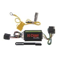 CURT 55367 Custom Wiring Connector (4-Way Flat Output)