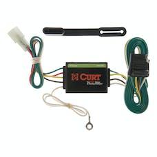 CURT 55372 Custom Wiring Connector (4-Way Flat Output)