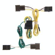 CURT 55375 Custom Wiring Harness (4-Way Flat Output)