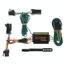 CURT 55377 Custom Wiring Harness (4-Way Flat Output)