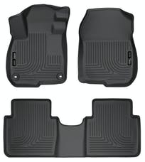 Husky Liners 99401 Weatherbeater Series Front & 2nd Seat Floor Liners