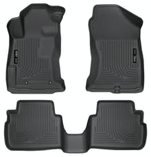 Husky Liners 99661 Weatherbeater Series Front & 2nd Seat Floor Liners