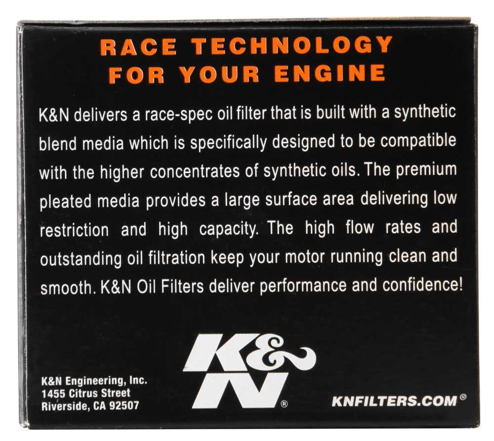 K/&N KN-133 Suzuki High Performance Oil Filter