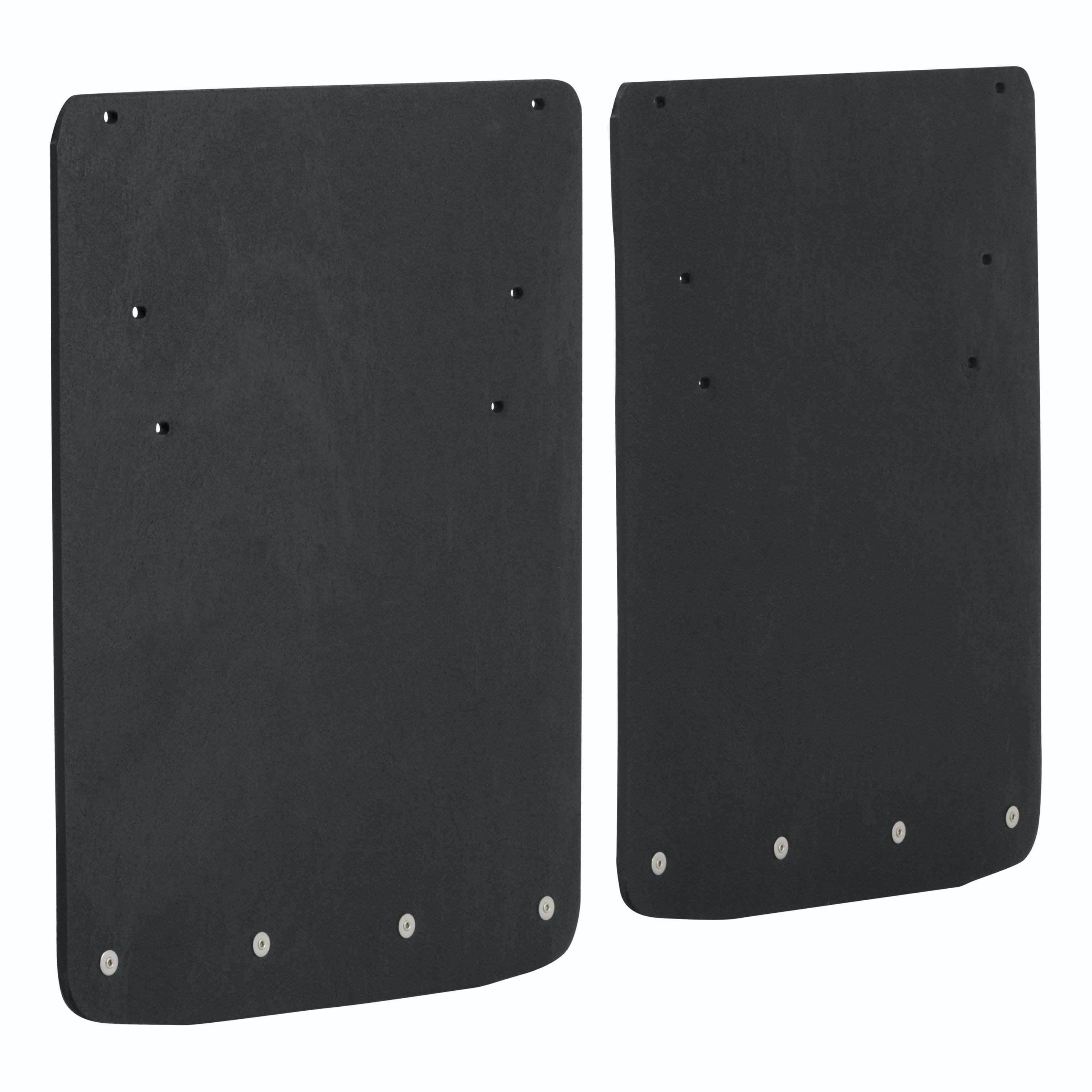 Putco 79504 Stainless Steel Mud Flaps