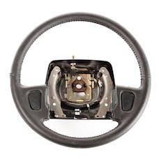 Omix-ADA S-5FJ14SX9 Steering Wheel, Leather, Export; 95-96 Cherokee XJ