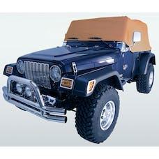 Outland Automotive 391331637 Cab Cover, Spice; 92-06 Jeep Wrangler YJ/TJ