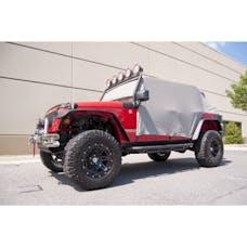 Outland Automotive 391331709 Cab Cover, Gray; 07-16 Jeep Wrangler JK