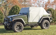 Outland Automotive 391331710 Weather Lite Cab Cover; 07-16 Jeep Wrangler JK