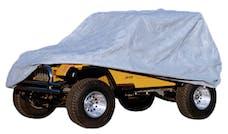 Outland Automotive 391332151 Weather Lite Full Jeep Cover; 76-95 Jeep CJ/Wrangler YJ