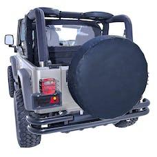 Outland Automotive 773201 Tire Cover, Black, 30-32 Inch