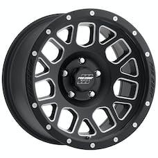 Pro Comp Wheels 5140-7973 Xtreme Alloys Series 5140 Satin Black Finish