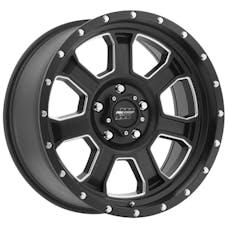 Pro Comp Wheels 5143-2973 Xtreme Alloys Series 5143 Satin Black Finish