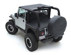 Smittybilt 773215 Spare Tire Cover