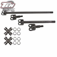 TEN Factory MG22155 Performance Complete Front Axle Kit