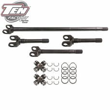 TEN Factory MG22171 Performance Complete Front Axle Kit