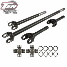 TEN Factory MG22176 Performance Complete Front Axle Kit