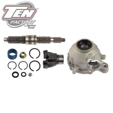 TEN Factory TFR231-SYE Tail Shaft Conversion
