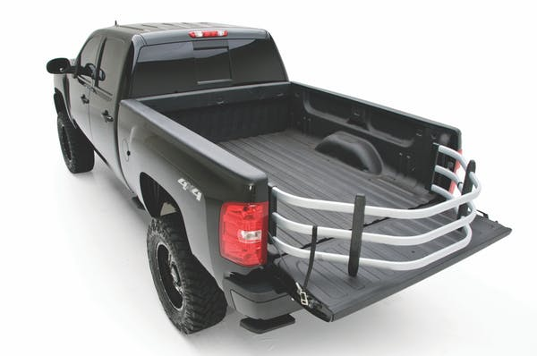 AMP Research 74804-00A BedXtender HD Sport Silver