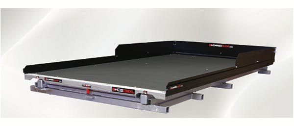 CargoGlide CG2200XL-6548 Slide Out Cargo Tray, 2200 lb capacity, 100% Extension, Plywood Deck