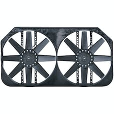 "Flex-A-Lite 270 Fan Electric 15"" dual shrouded puller w/ variable speed control"