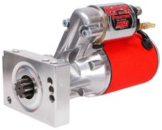 MSD Performance 50952 Starter, High Speed, Chevy 158/168 Tooth