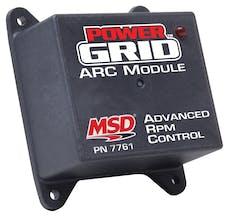 MSD Performance 7761 ARC Module, Power Grid