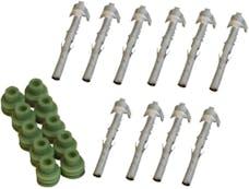 MSD Performance 8191 Pins & Seals, Female, Weathertight, 10ea