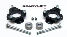 ReadyLift 66-5055 2.25in. FRONT STRUT SPACER LEVELING KIT WITH DIFF DROP SPACER