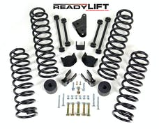 ReadyLift 69-6400 SST LIFT KIT 4.0in. FRONT 3.0in. REAR-COIL SPRING KIT