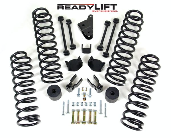 ReadyLift 69-6400 4'' SST Coil Spring Lift Kit without Shocks